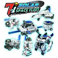 Solárna stavebnica Space Fleet 7v1