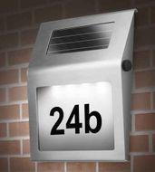 Solárne osvetlenie čísla domu Easymaxx