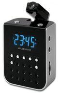 Štýlový rádiobudík s projekciou času