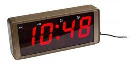 Super jasné digitálne hodiny s budíkom