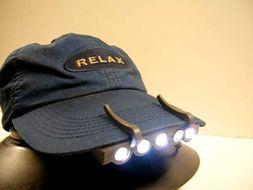 Svietidlo na šiltovku - 5 LED