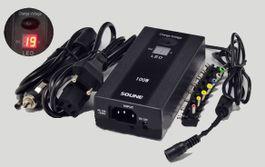 Univerzálny sieťový adaptér 100W