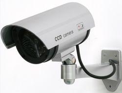 Verná imitácia bezpečnostnej kamery