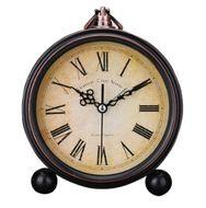 Vintage hodiny s budíkom