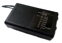 Vreckové AM/FM rádio
