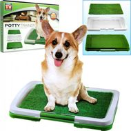 WC pre psov a mačky Potty Pad