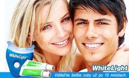 White Light-revolučné bielenie zubov