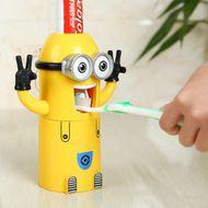 Zábavný dávkovač zubnej pasty Mimoň