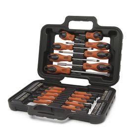 Handy 58 ks sada skrutkovačov v kufríku