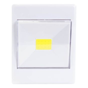Bezdrôtový vypínač s COB LED svetlom