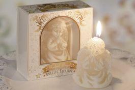 Dekoračná sviečka Anjel Rafael