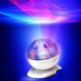 Laserový projektor Aurora
