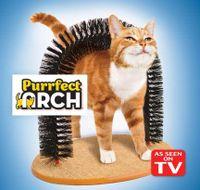 Purrfect arch pre mačky - domácnosť bez chlpov