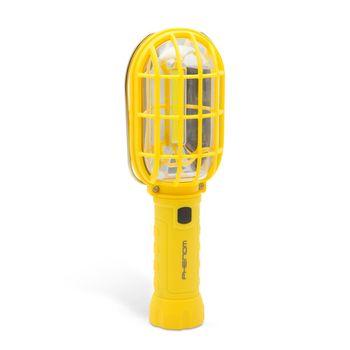 Retro montážna lampa s alarmovým svetlom 230 Lumenov