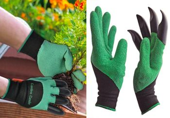 Rukavice do záhrady Garden Genie Gloves