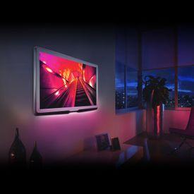 "RGB LED pásik pre TV 24-38"""