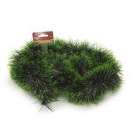 Vianočná girlanda - ihličie s odtieňmi zelenej